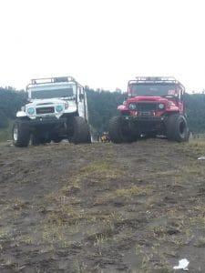 Harga Sewa Jeep Bromo dari Sukapura Probolinggo